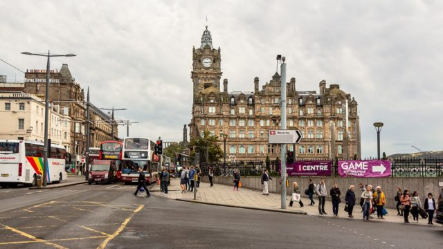 Edinburgh City Center