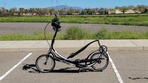 ElliptiGo Riding