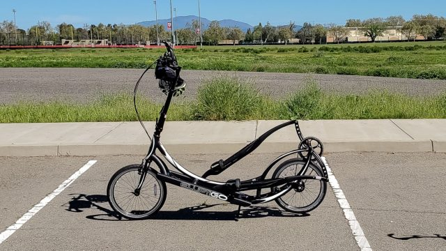 ElliptiGo Riding