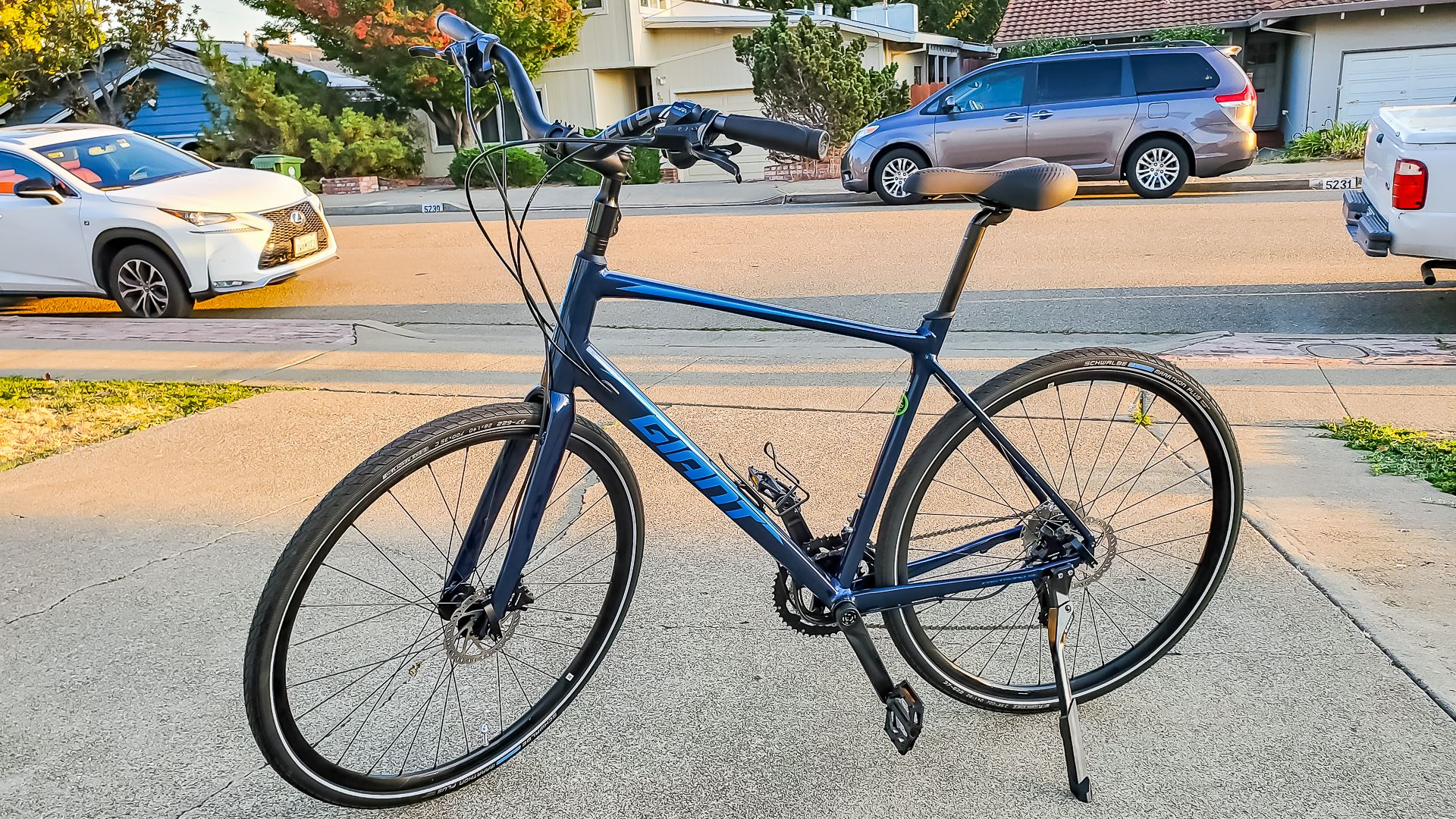 New Road Bicycle