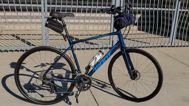 Pleasanton Biking