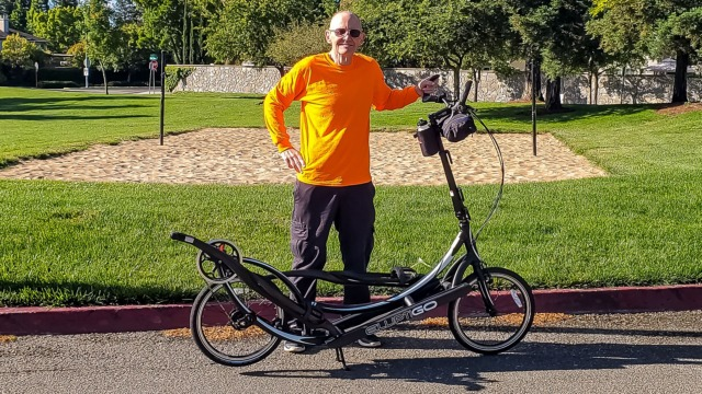 ElliptiGo Ride