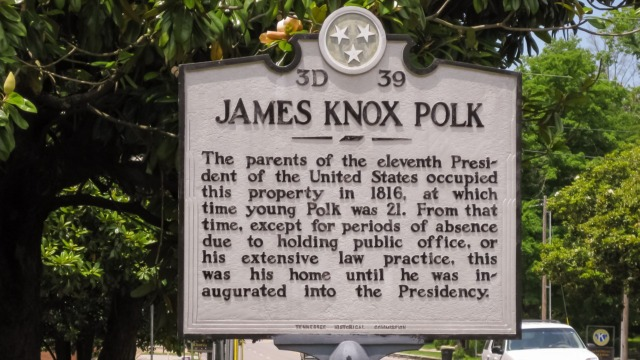 James K. Polk Home