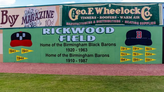 2014 Rickwood Classic