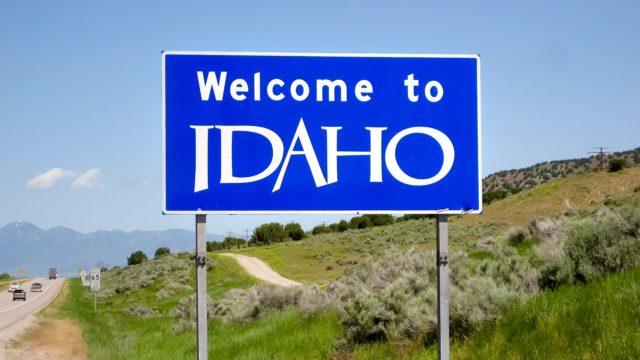 To Idaho Falls