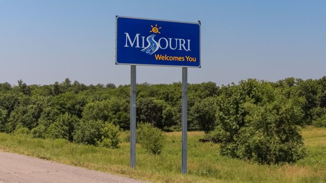 To Missouri