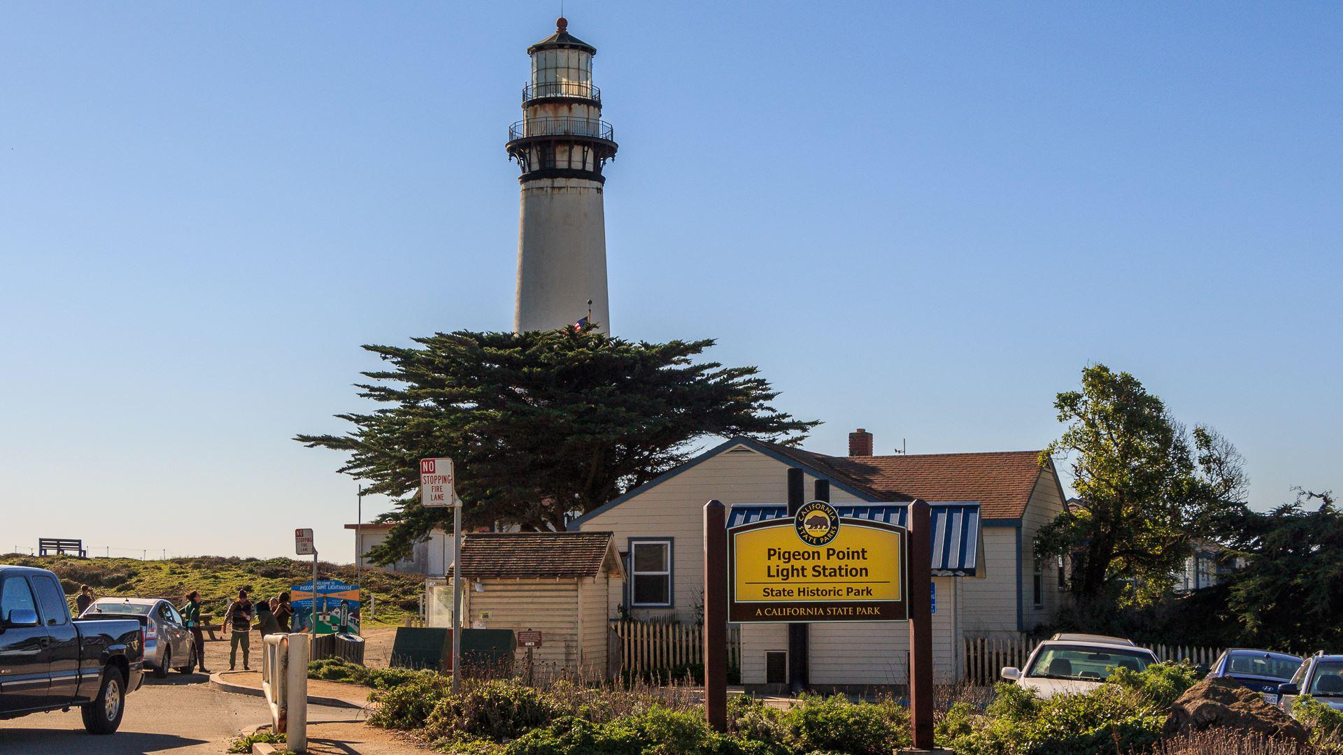 Drive to Monterey